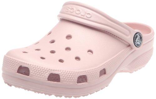 Crocs Classic Kids, Unisex - Kinder Clogs, Pink (Cotton Candy), 33/34 EU -