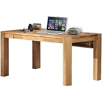Woodkings Schreibtisch oder Esstisch Hankey 160cm