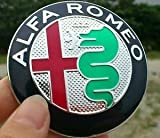 LombardoShop Wappen Logo Alfa Romeo 147156159Mito Giulietta GT vorderer Aufkleber
