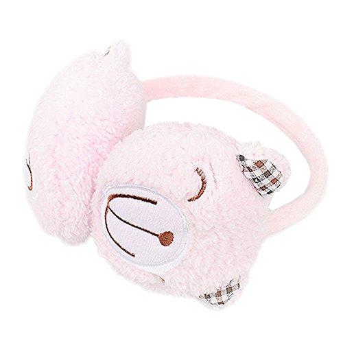 Enfants Animal Design Du Casque / Cute Bear Earmuff / Doux Et Chaud D