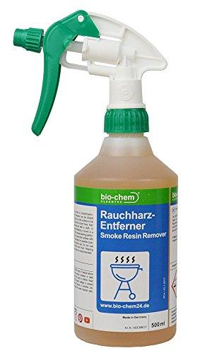 bio-chem RAUCHHARZ-ENTFERNER Grill & Backofenreiniger 500ml KONZENTRAT