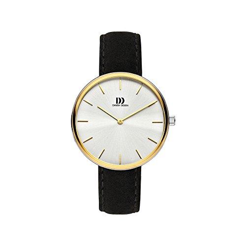 Danish Design Reloj Analógico para Hombre de Cuarzo con Correa en Cuero IQ11Q1243