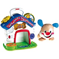 Fisher Price W9747 – FP Niche de Chien d'apprentissage (Mattel)