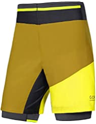 Gore Running Wear Tstult Short 2 en 1 Homme