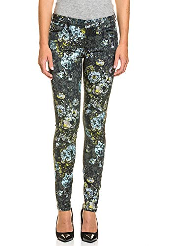 7 For All Mankind Damen Jeans bequemem Stretch-Anteil
