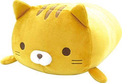Yamani Mikemura San Katze super-flauschigen Plüsch Puppe Größe M Toramachi Kun Tabby 7795