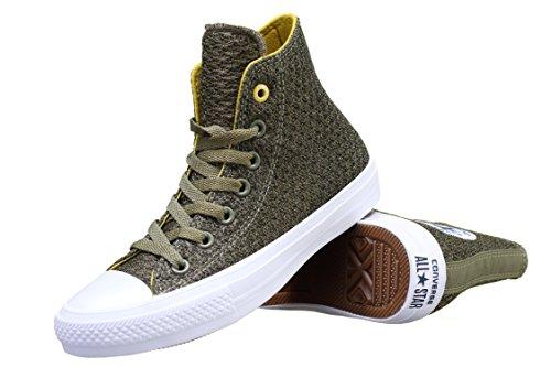 Converse Basket Ctas II Hi 154021c Vert Vert