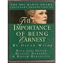 The Importance of Being Earnest: Starring Judi Dench, Michael Hordern & Miriam Margolyes (Hodder Headline Theatre Collection)