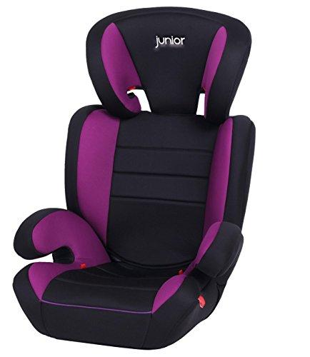 Preisvergleich Produktbild Petex 44440124 Kindersitz Basic 503 HDPE nach ECE R44/04, mehrfarbig