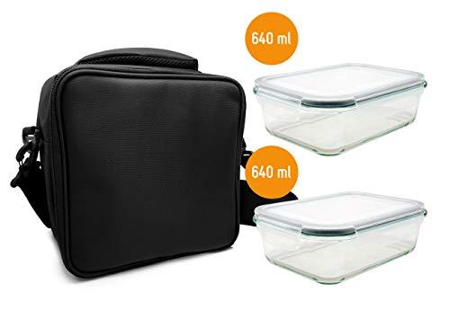 NERTHUS Lunch Bag Tuppers Fiambrera Bolsa termica