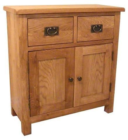 Lanner Oak Mini Sideboard