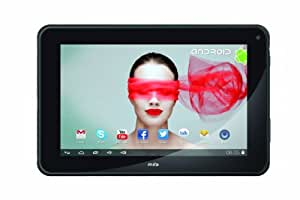 Miia MT-700A Rockchip 2926 Tablet, RAM 512MB, Display 7 Pollici, Android 4.1, Nero