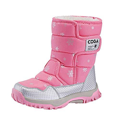 Mishansha Kids Winter Boots Warm Snow Boots