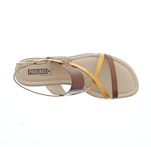 Pikolinos , Tongs pour femme beige corail 33 marrone - BRANDY