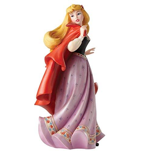 Disney Showcase Aurora As Briar Rose Figurine, Resin, Mehrfarbig, 15 x 9 x 20 cm