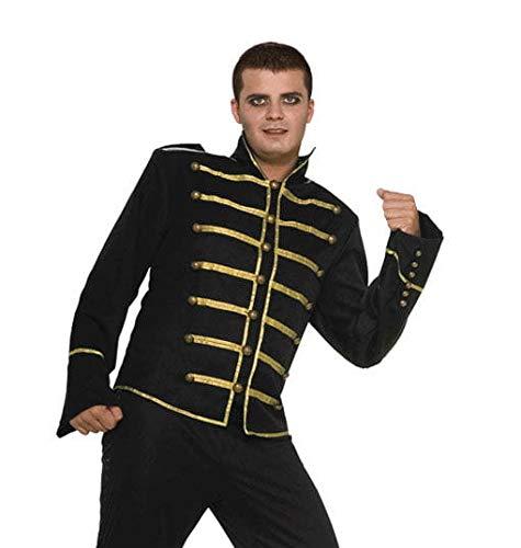 Adam Ant Kostüm Jacke - Horror-Shop Zirkusdompteur Jacke