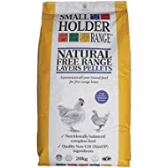 Allen & Page Layers Pellets Complete Poultry Feed, 20 kg