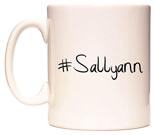 #Sallyann Becher von WeDoMugs
