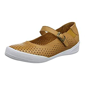 Hush Puppies Damen Bailey Mary Jane Halbschuhe