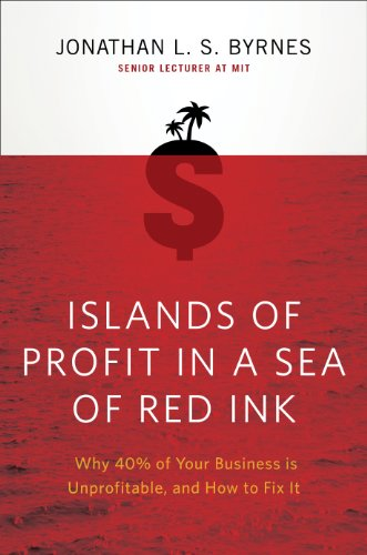 Islands of Profit in a Sea of Red Ink: Why 40{c1f2af4ee99801ee36d4a93d444c9b0c56ec17d20922daf7418567989c3191bd} of Your Business is Unprofitable, and How to Fix It (English Edition)