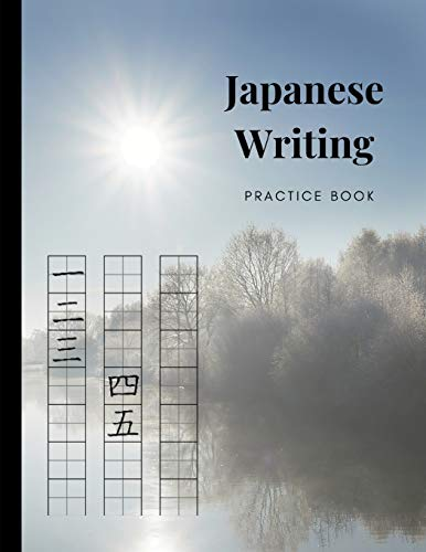 Japanese Writing Practice Book: Master Basics Of Katakana Technique; Handwriting Journal For Japanese Alphabets; Improve Writing With Square Guides; Essential Book For Students & Beginners - Journal Japanese