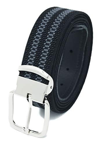 Hochwertiger Elastik- Stoffgürtel von Xeira® - in verfügbar Trendigen Farben und vielen Größen  bis Bundweite 160 (100cm)