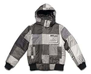 Rip Curl Check It Out Children's Jacket black Size:140