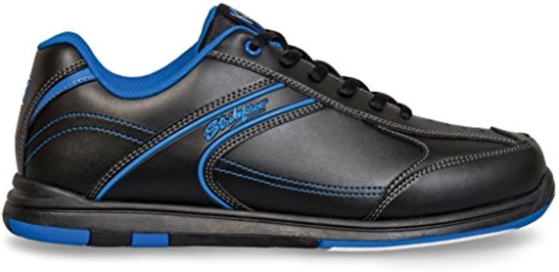 KR Strikeforce M 033130 Flyer Bowlingschuhe  Schwarz/MAG blau  Größe 13