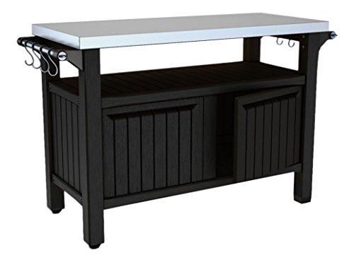 keter grill beistelltisch preisvergleiche. Black Bedroom Furniture Sets. Home Design Ideas