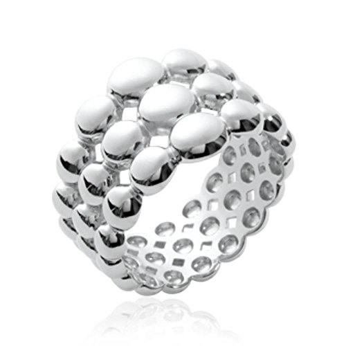 ISADY - Alabama Rh - Damen Ring - Sterling Silber 925 gestempelt