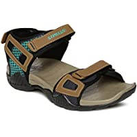 PARAGON Men's Beige Sandals - 9 UK/India (43 EU)(FB9050G)
