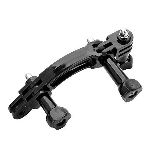 Gebogener Ausleger + 90 Grad Drehsteckerkette für Action Kamera -