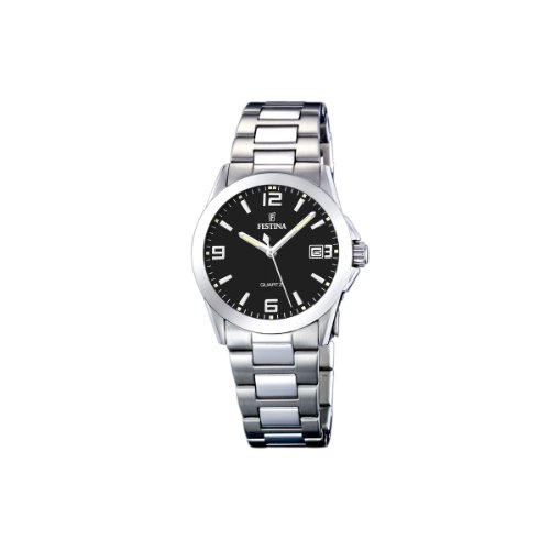 Festina Ladies Watch F16377/4 With Steel Strap