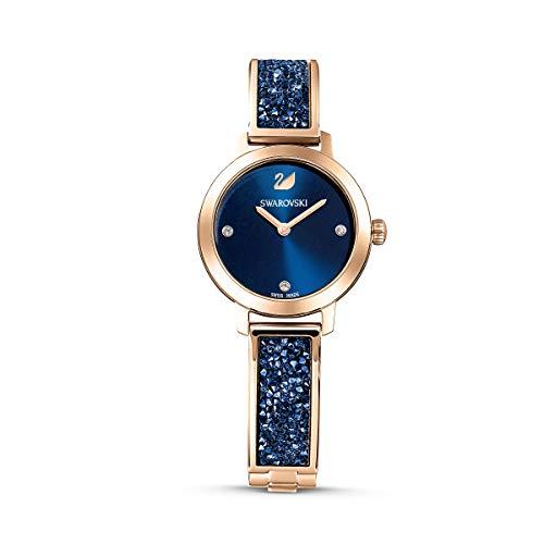 Swarovski Quarz Uhr mit Edelstahl Armband 5466209