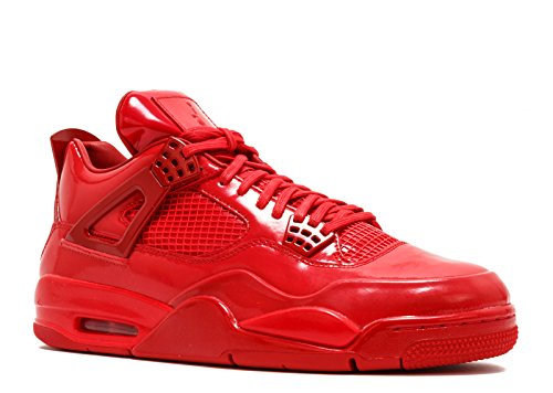 Nike Jordan 11lab4, Chaussures Homme, Rouge, For Men Rouge
