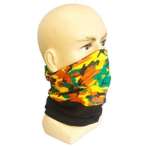 DAVSC multifunzionale Headwear, adatto per il ciclismo, lo sci, gioco, trekking, alpinismo, campeggio e altri sport all'aria aperta