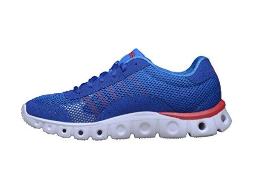 Brillante K Classico Blu Atletica Forma Cmf Prestazioni Blu fuoco Homme De Lite X rosso Fisica Chaussures swiss 6P6qrT