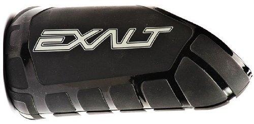 Exalt Steel / Aluminum Tank Cover - Fits 47ci or 48ci Paintball Tanks - Black by Exalt