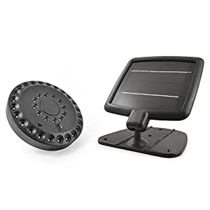 SolarCentre Vortex Solar Shed Light