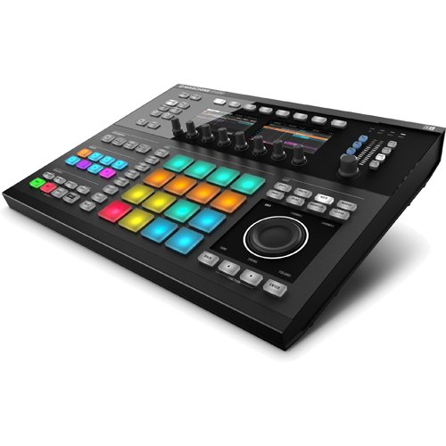 Native Instruments MASSB Maschine Studio, Nero