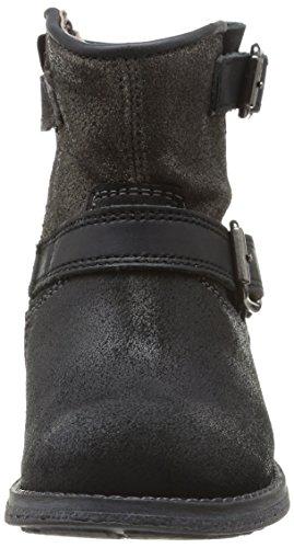 Garvalin Tampa, Boots fille Noir (A Negro)
