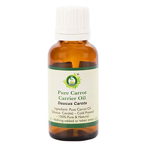 El aceite zanahoria   Daucus carota   Para crecimiento