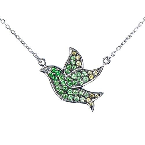 grune-tsavorite-halskette-gold-10k-stilvolle-damen-schmuck-geschenk