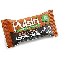 Pulsin' Maca Bliss Raw Choc Brownie 50g