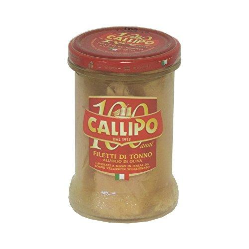 Callipo Tonno Filetti Olio Oliva Gr.300