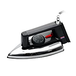 Padmini Niko 750-Watt Dry Iron (Black)
