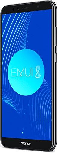 HONOR 7A Premium Smartphone, Pantalla de 5,7', 4G, Octa Core, cámara 13MP y Frontal 8MP, 3GB de RAM, 32 GB de ROM, Azul