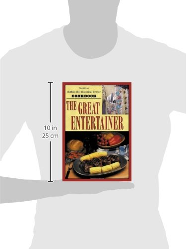 The Great Entertainer Cookbook: Recipes from the Buffalo Bill Historical Center