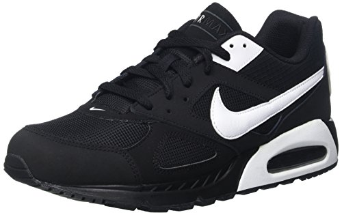Nike, Men's Trainers , air max ivo , Black (BlackWhite Black), 9 UK (44 EU)