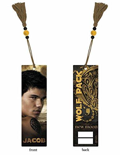 Indianer Lesezeichen (Twilight New Moon Lesezeichen Jacob aus Kunststoff)